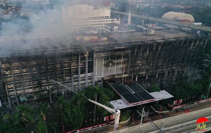 Kebakaran Gedung Kejaksaaan Agung, Tamparan Keras Sekaligus Peringatan Penting Bagi Dunia Konstruksi